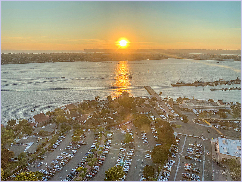 San Diego Sunrise