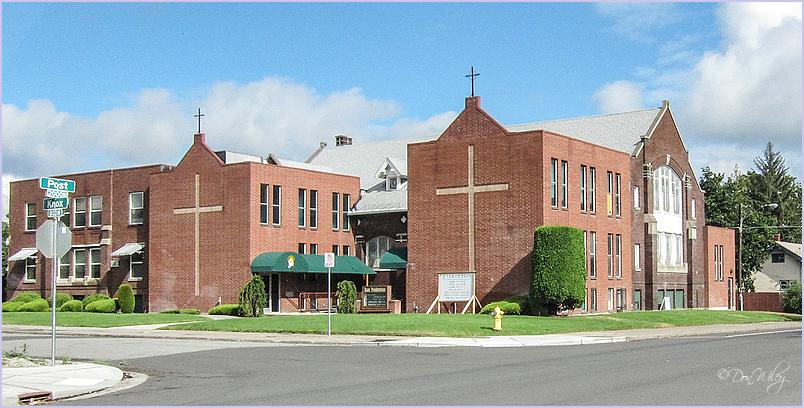 Post Church