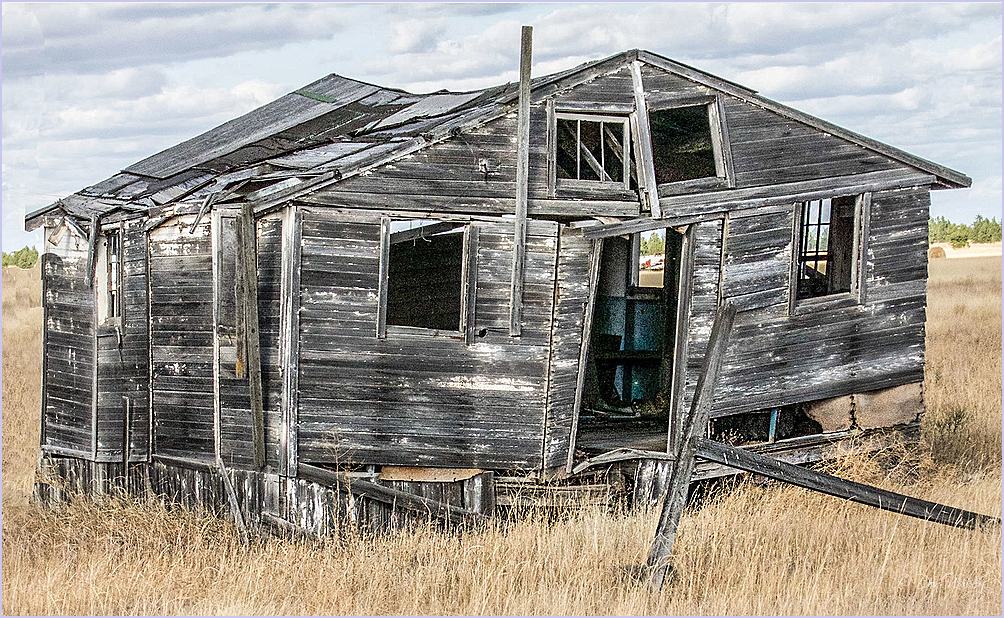Decayed Shed