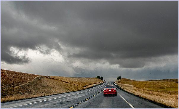 Rain Ahead