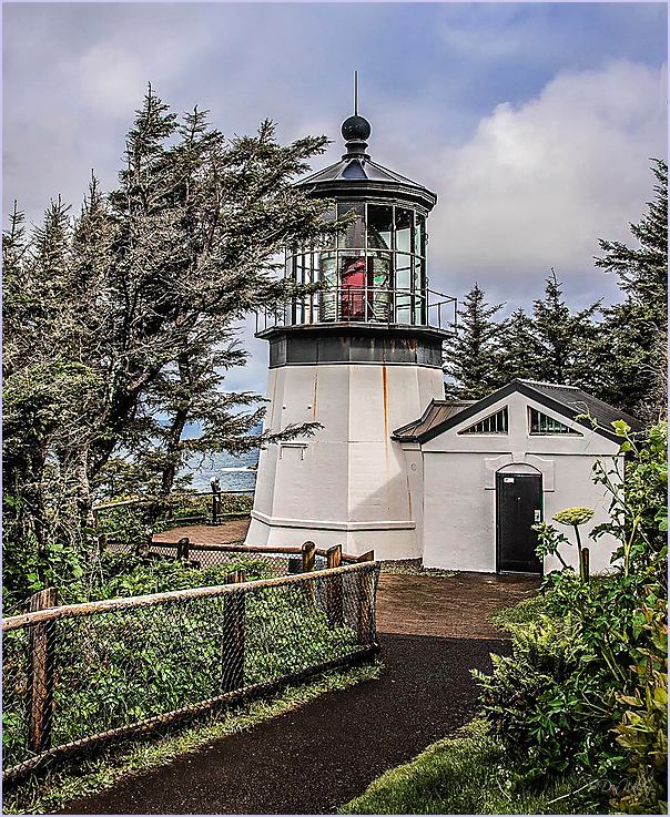 Meares Light House