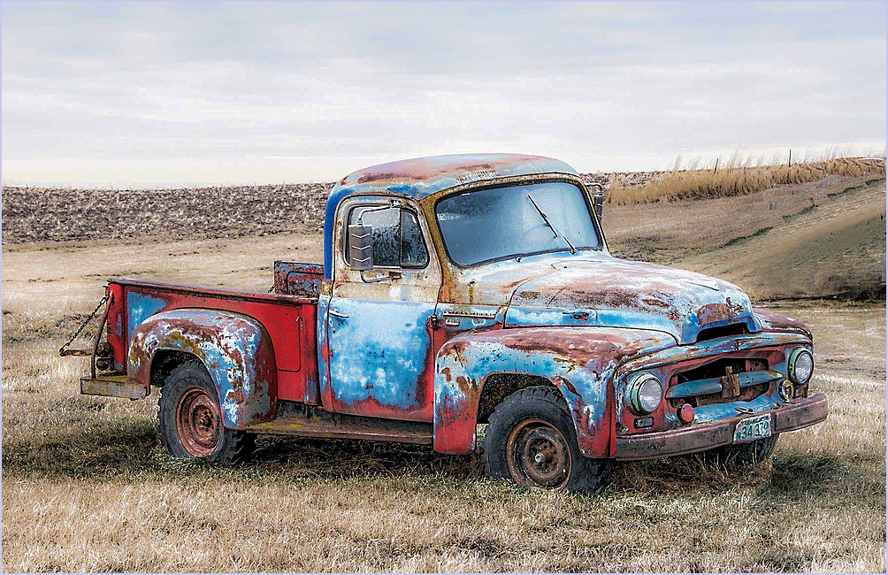 Colorful Truck