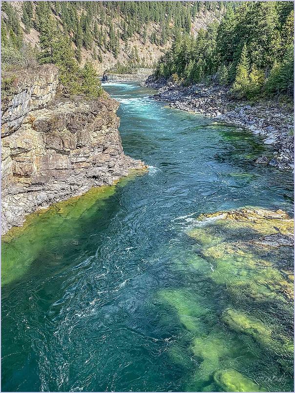 Kootenay River, Montana