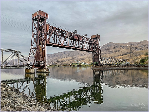 Clearwater River at Lewiston, Idaho