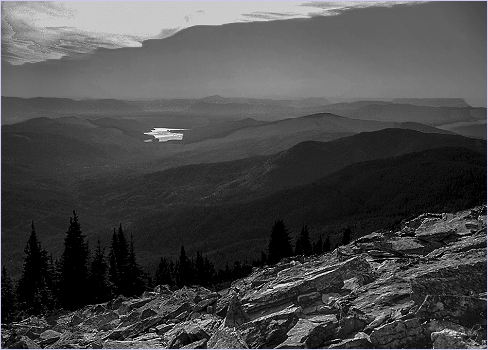 Distant Lake