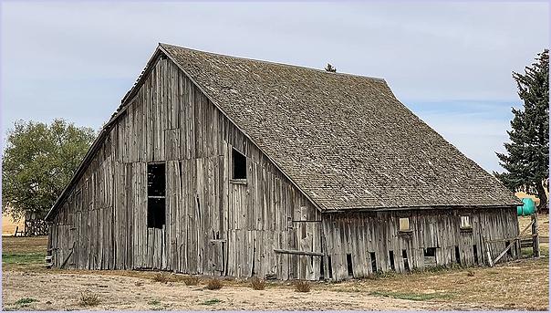 Shingled Barn