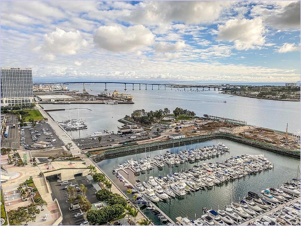 Boat Basin San Diego