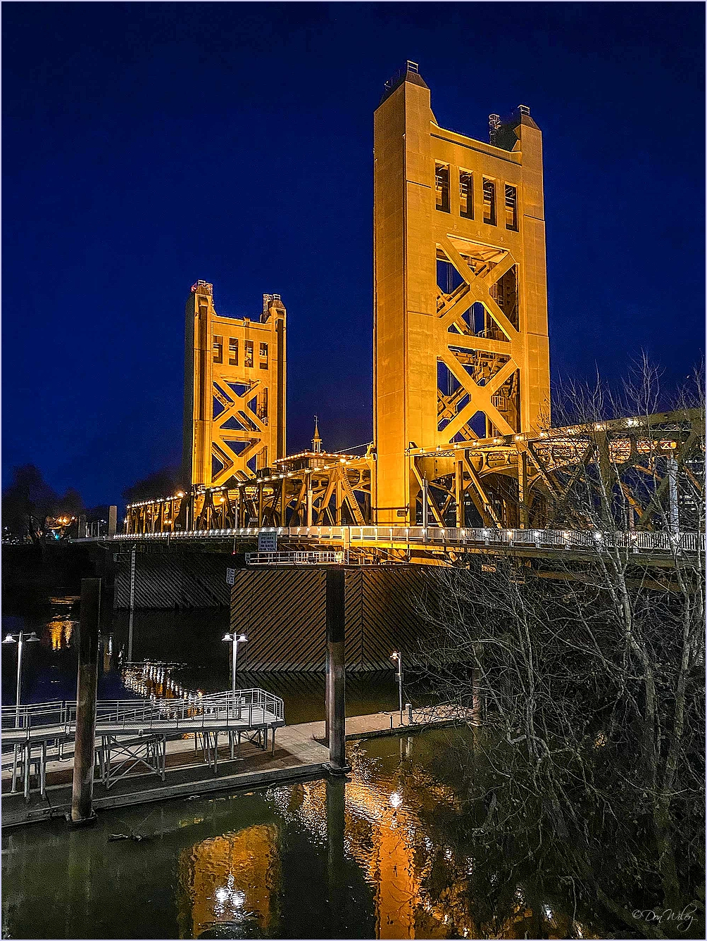 Bridge - Night Shot
