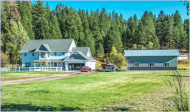 Farm Home