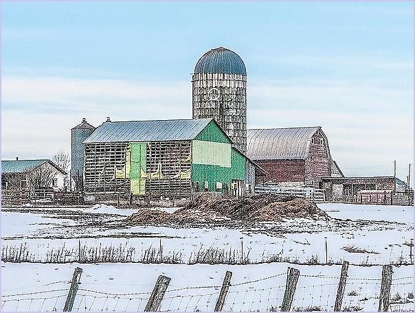 Silo Farm