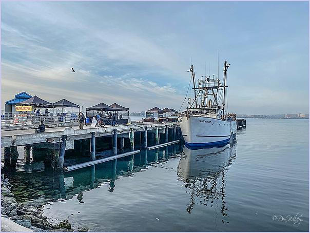 Boat Docked