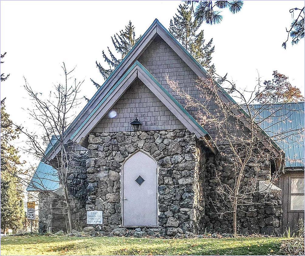 Basalt Rock Church
