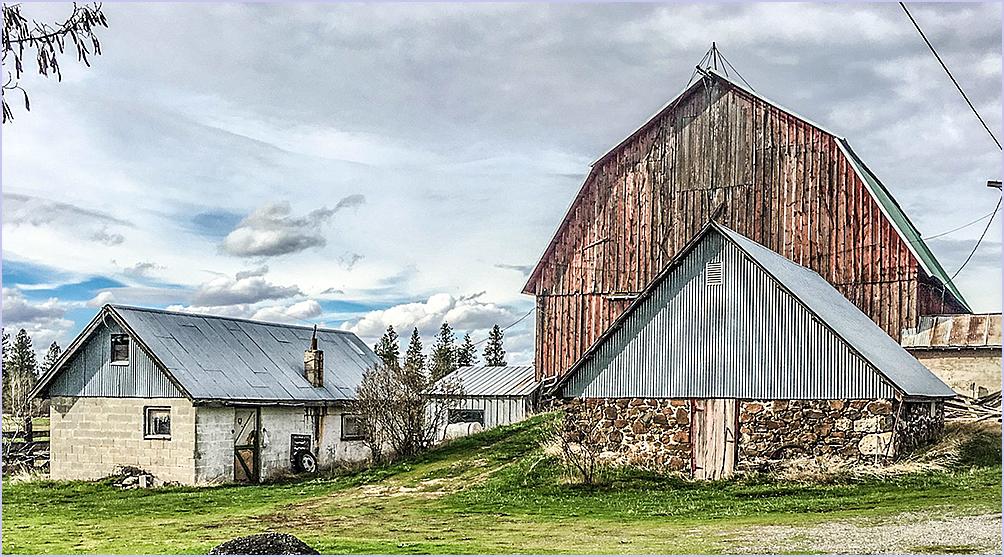 Double Barns
