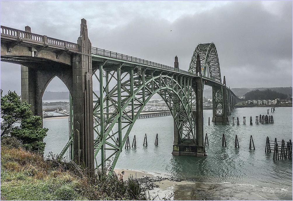 Huge Bridge