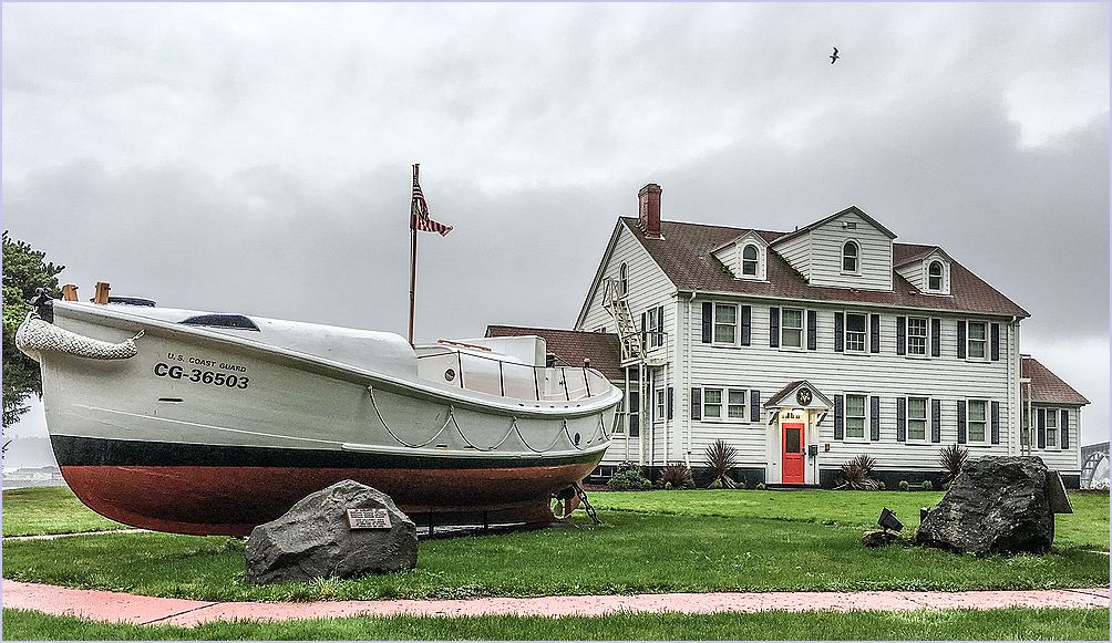 House and Boat