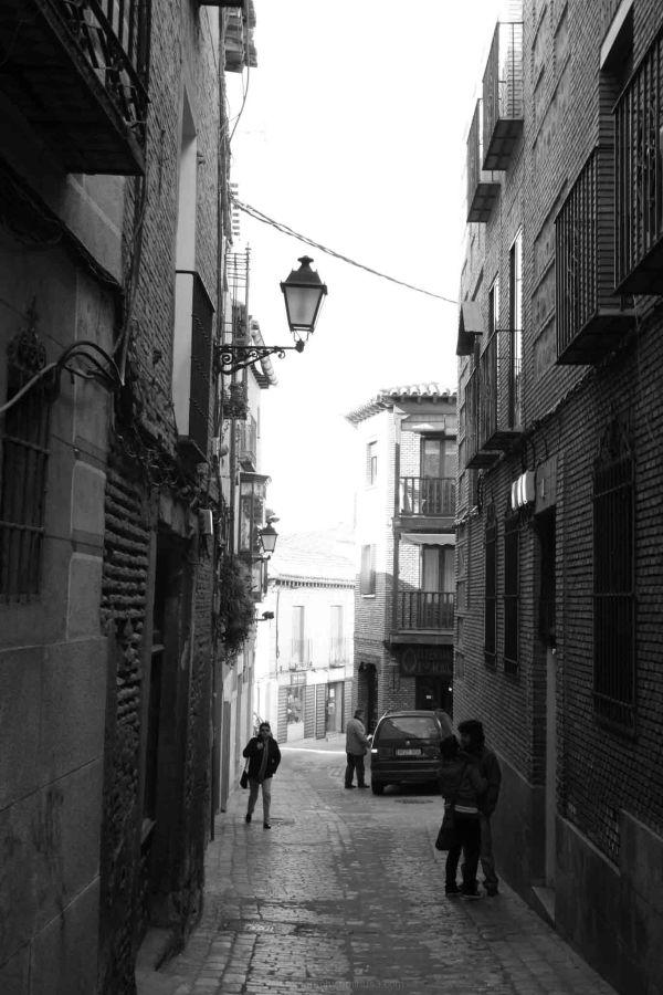 Romance in Toledo