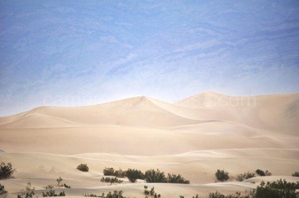 Dunes In Storm Number 1