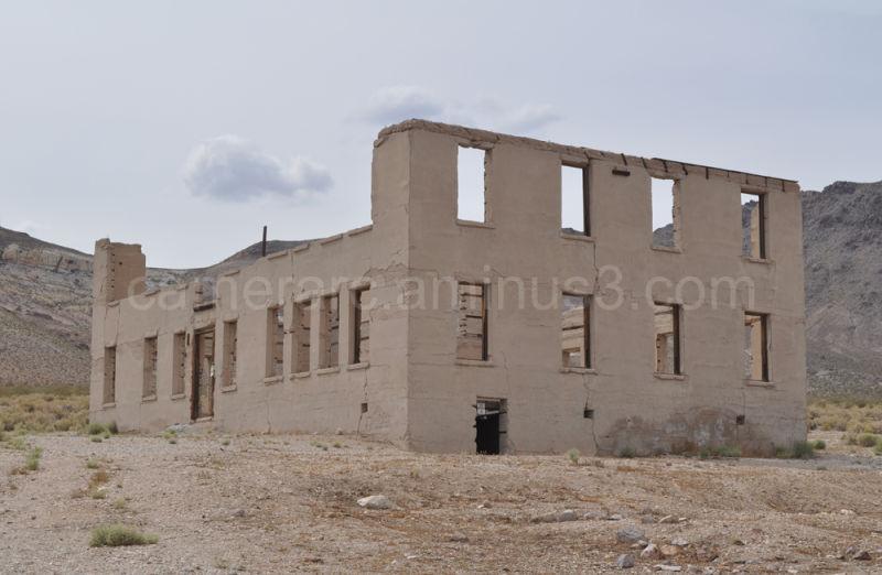 Rhyolite School 3