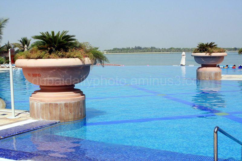 Al Raha Beach Hotel Pool