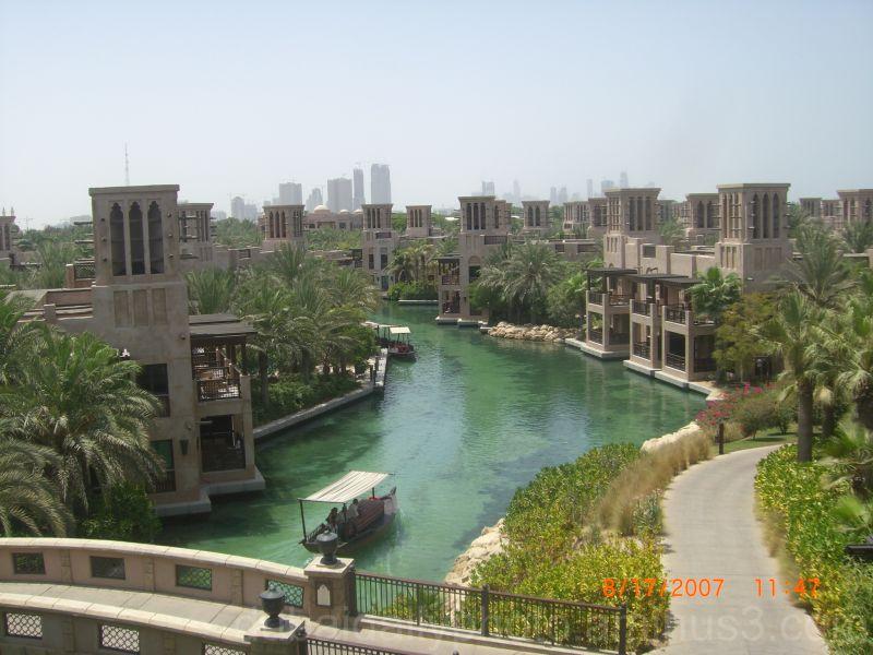 Little Venice in Dubai