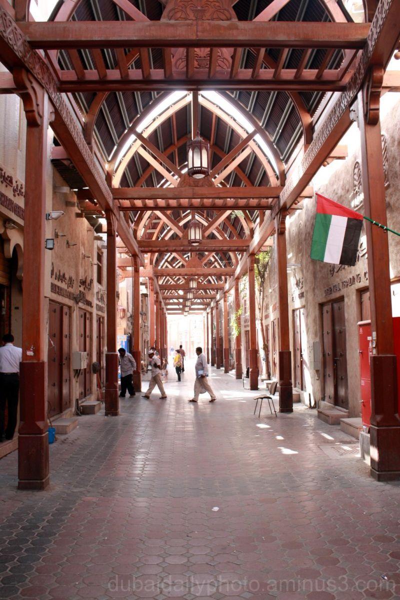 dubai, textile, market