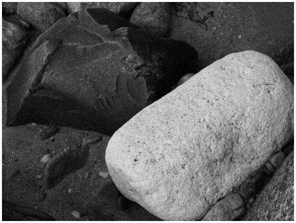 Les deux pierres