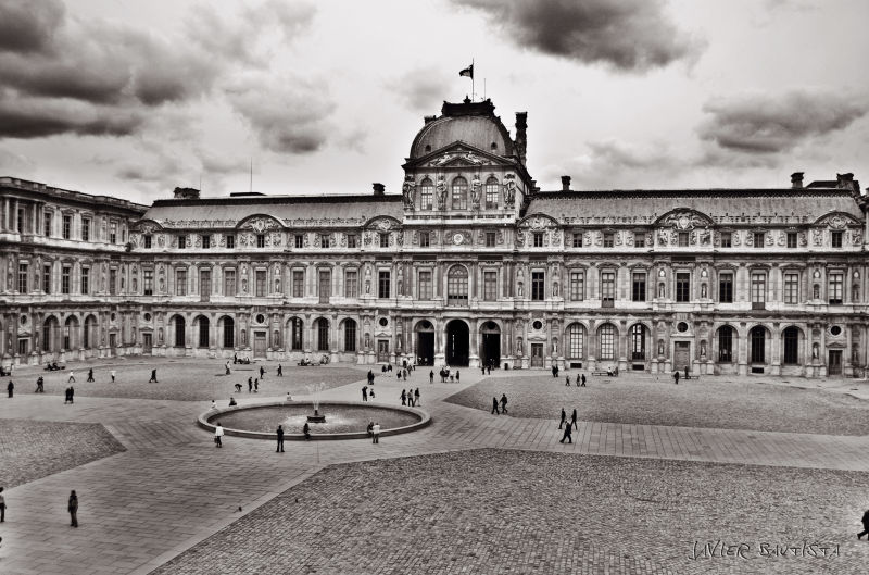 Louvre, Paris, Francia