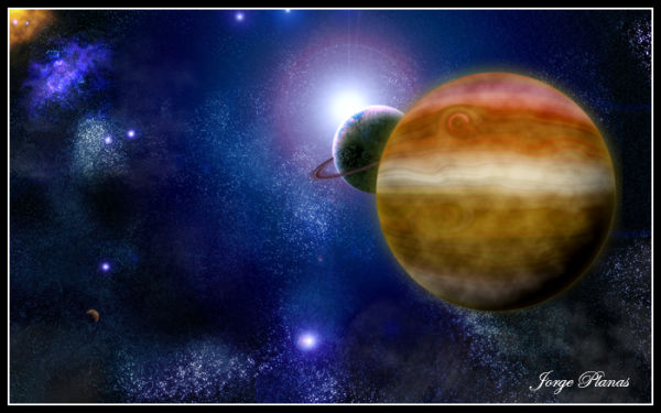 Planets Aling