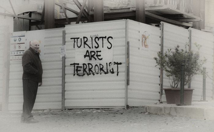 Turist are Terrorist