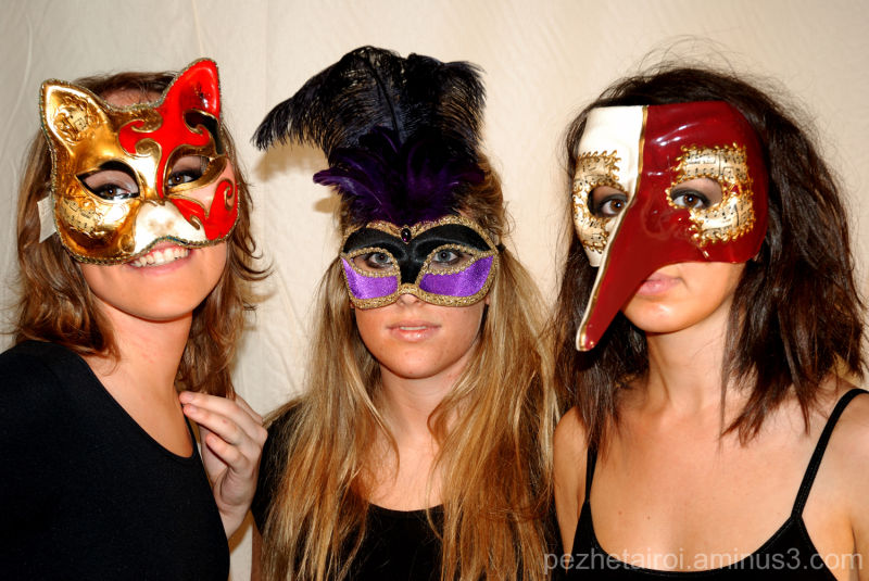 FEBRUARY: Venitian Masked Carnival