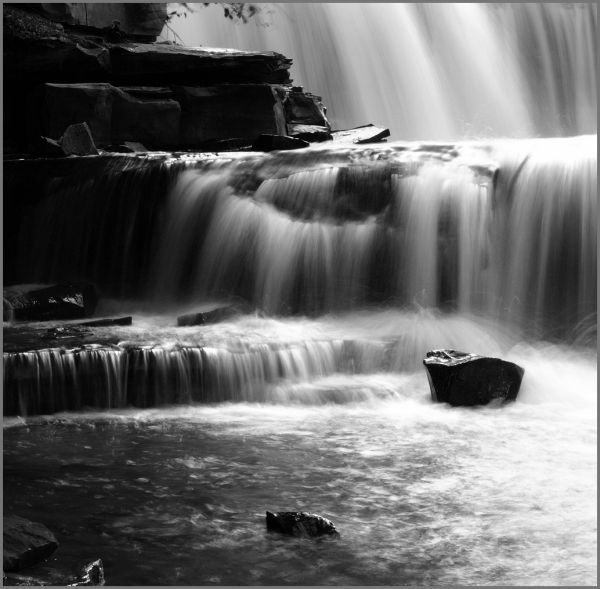 waterfall series III