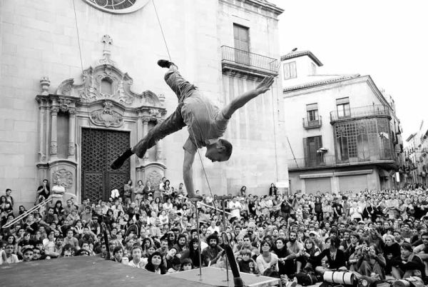 Mumusic Circus, Tàrrega 2008