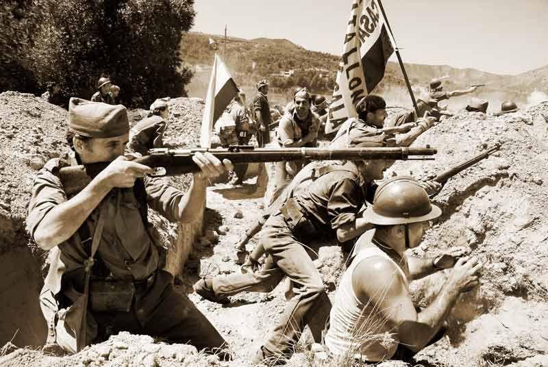 El Ejército del Ebro