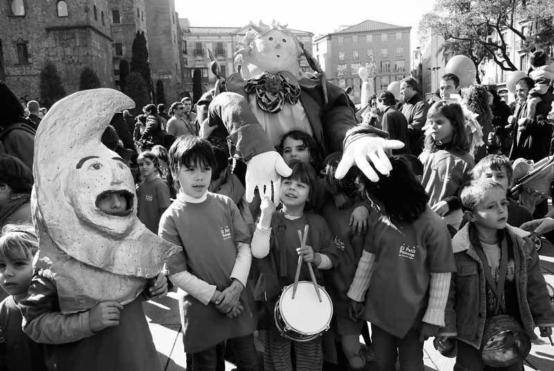 Els nens de St. Eulalia