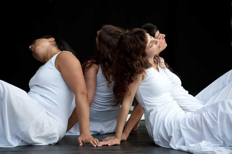 Cuatro Bailarinas