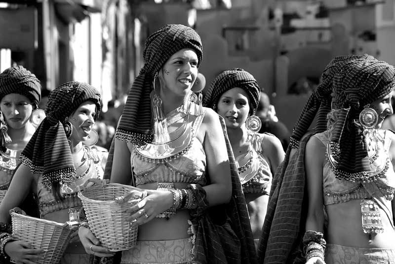 Moorish women