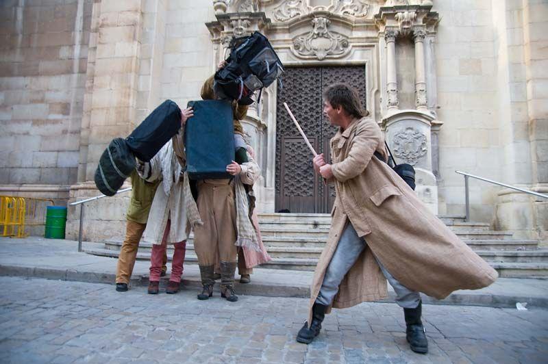 Actors medieval stories