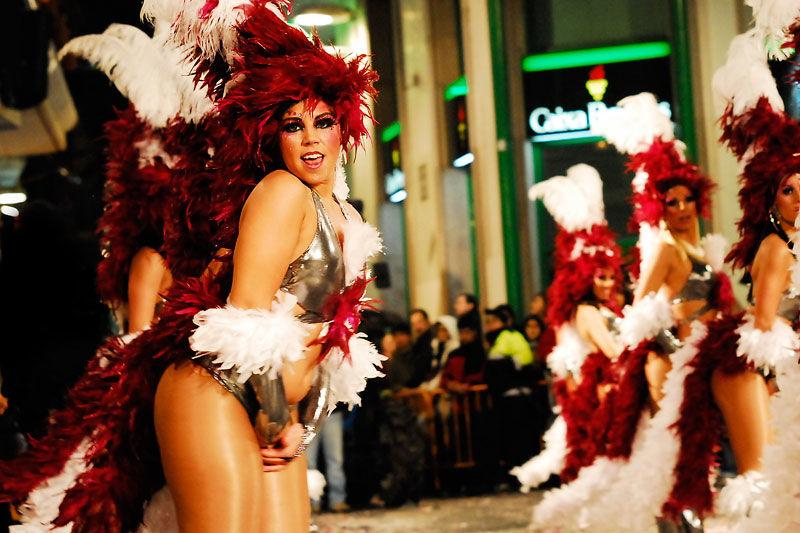 Carnaval Sitges, Rua de l'Extermini nº1