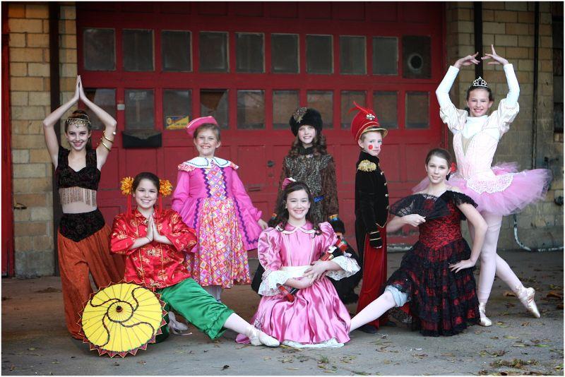 Ballet Arkansas Nutcracker