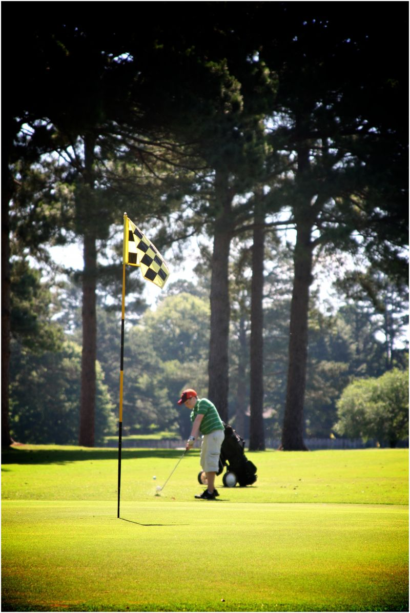 Sam- the golfer