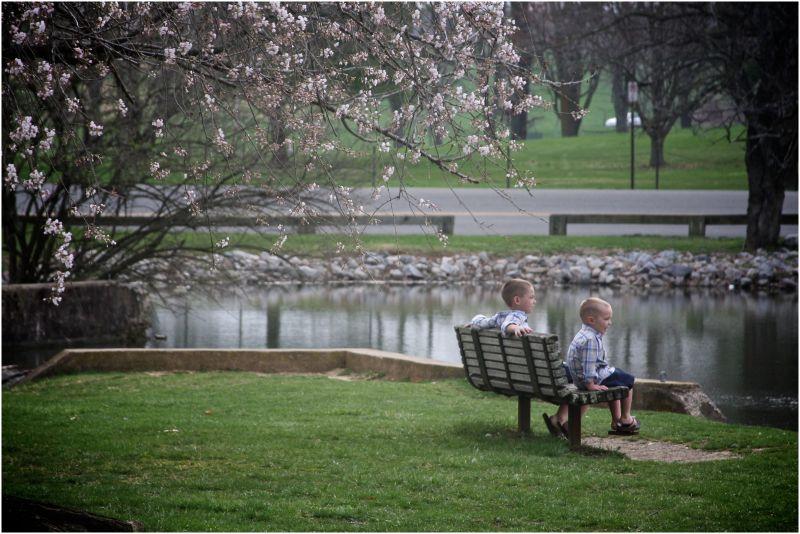 Enjoying Springtime