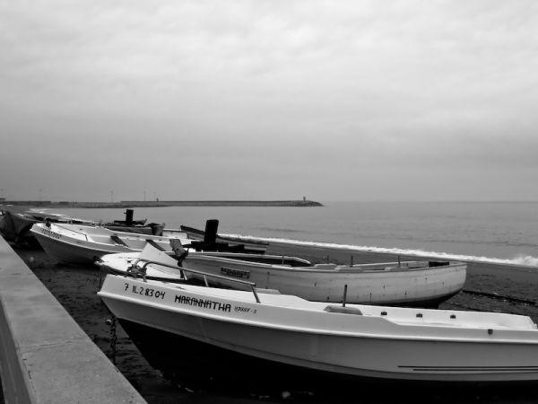 Paseo Marítimo - La Línea (Cádiz).