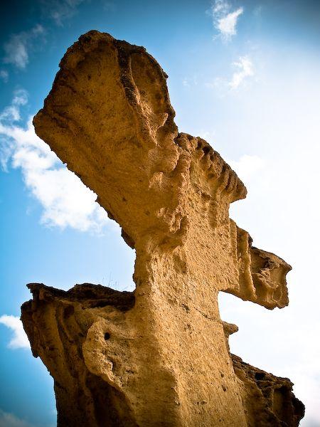 Bolnuevo Erosions - Puerto Mazarrón (Murcia)