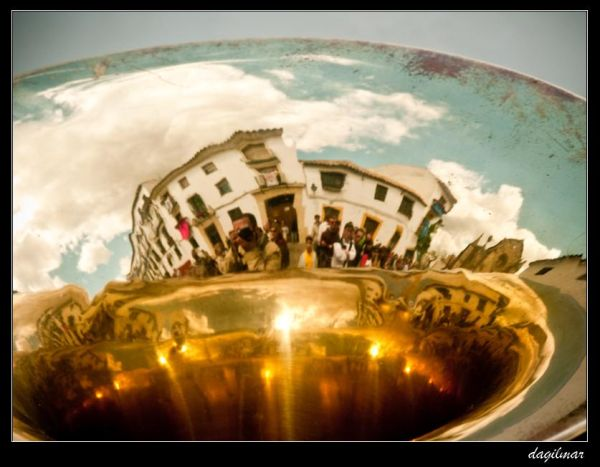 Tuba reflections