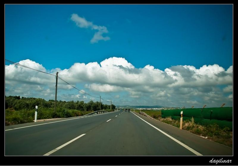 Ordinary road