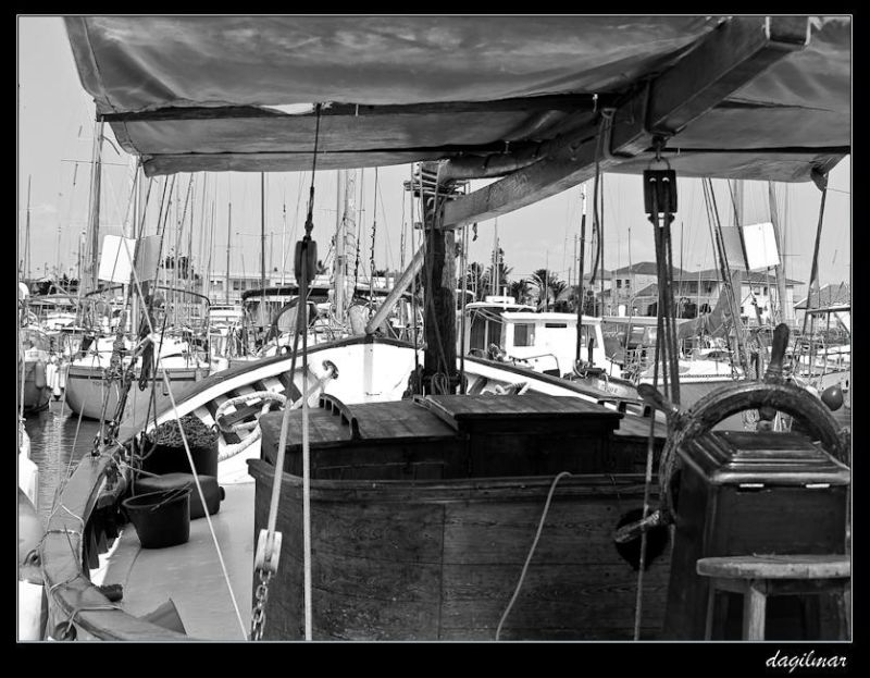 Boat Brigde