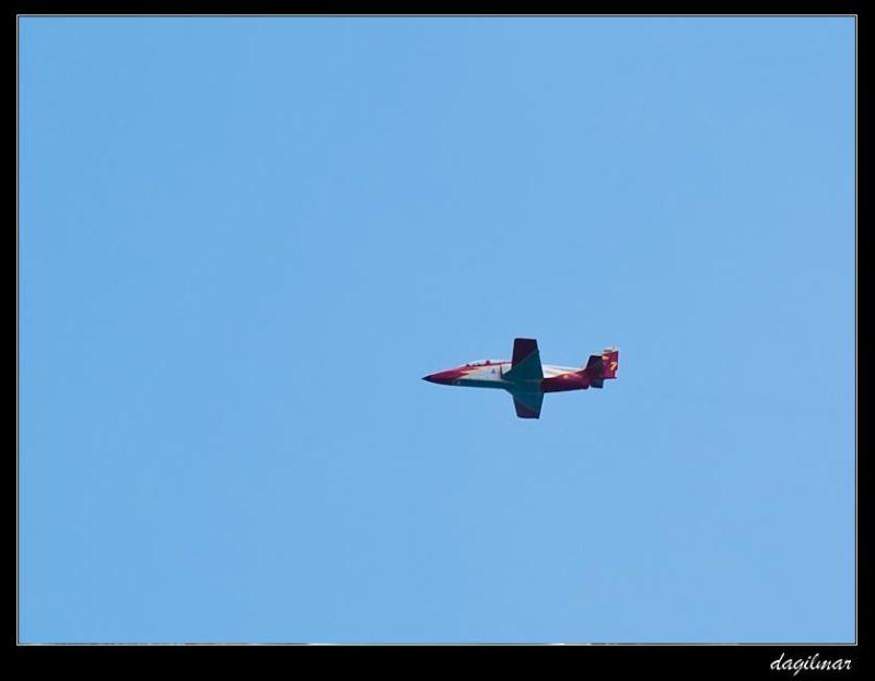 Eagle Squad Aircraft