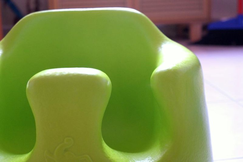 The Much Awaited Bumbo Seat