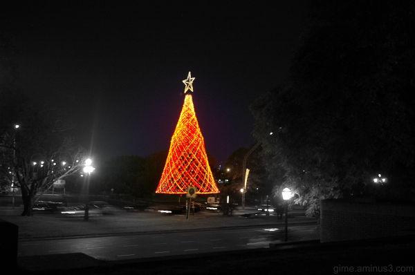 christmas tree city, gime.aminus3