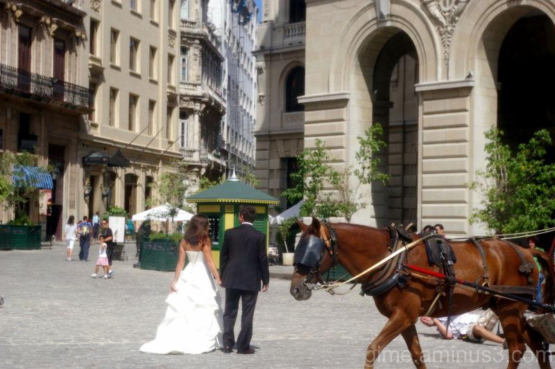 cuba havana wedding